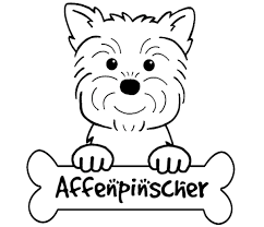 Dog Cartoons Coloring Book Dogcoloringbookssmiling Face