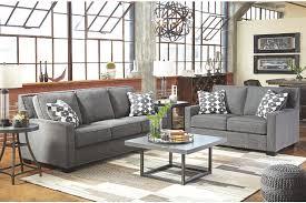 Ashley Furniture Light Blue Sofa by Brace Sofa Ashley Furniture Homestore