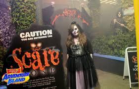 Best Halloween Attractions Uk by Halloween Adventure Island