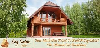 How Much Does It Cost To Build A Log Cabin The Ultimate Cost