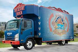 Amazon Treasure Truck Now In 25 U.S. Cities - Curbed