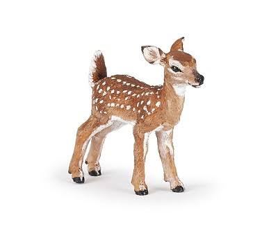 Papo White-Tailed Fawn Figure