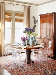 Oriental Rug Dining Room Amp Table