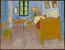 ملف la chambre à arles by vincent gogh from c2rmf jpg