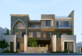 100 Villa In In Kuwait On Behance Modern Architecture House