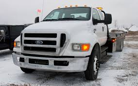 Our Weekend With A Ford F-650 Tow Truck