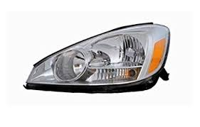 toyota replacement headlight assembly non hid
