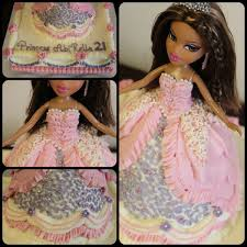 Cupcakes Confetti Barbie Doll For Hantaranpink