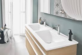 villeroy boch doppelwaschtische sorgen für entspannung im bad
