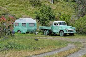 Old Vintage Camper And Truck On A Rural Road Stock Photo, Picture ... Vintage Truck Based Camper Trailers From Oldtrailercom 1972 Mobile Scout For Sale Cecilia The Shasta Jayco Rvs On Twitter Rowbackthursday 1974 Jaysportster Cc Capsule 1968 Gmc Pickup With Chinook Creampuff Picture Of The Day Man Old Fans Ford F150 Forum Community Of Avion Converted To Truck Camper Seen In West Tx What Would You Do Slide Expedition Portal Unique Antique Alaskan Campers Stock Photos Images Alamy Amerigo Restoration Resurrecting A 1970s This Rebirth Some Vintage Trailers