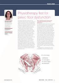 High Tone Pelvic Floor Dysfunction Exercises by Physiotherapy First For Pelvic Floor Dysfunction