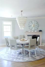 Dining Table Rugs Round Room Best Picture Photos On Area Under