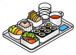 Lunch Tray Clipart 42