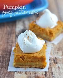Pumpkin Cake Paula Deen by Pumpkin Gooey Butter Cake Kitchen Meets