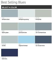 Most Popular Living Room Colors Benjamin Moore by Best 25 Best Blue Paint Colors Ideas On Pinterest Blue Paint