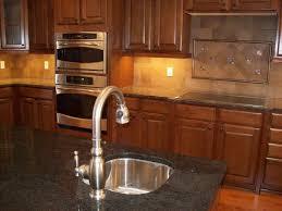 Kitchen Backsplash Designs With Oak Cabinets by Kitchen Tile Backsplash Ideas Pictures U2014 Home Design Blog Cool