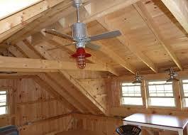 Belt Driven Ceiling Fan Kit by Gooseneck Lights Ceiling Fan Highlight Barn Loft Blog