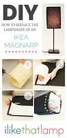 Magnarp Floor Lamp Hack by 25 Melhores Ideias De Lampshade Kits Somente No Pinterest