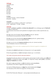 si er conjugaison conjugaison allemandes le subjonctif 1 ou style indirect
