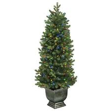 GE 45 LED Dual Color Artificial Tree