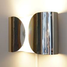 flos foglio chrome