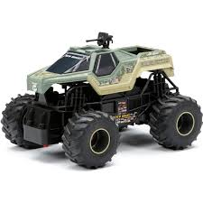 New Bright Monster Jam Radio Control Monster Truck 1:24 Scale ...