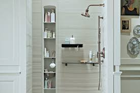 with wall panel kit you can avoid completely replacing shower
