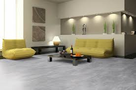 Classen VisioGrande Screed Light Grey Concrete Laminate Flooring