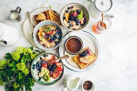 hier kann an der westküste gut frühstücken