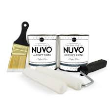 Nuvo Cabinet Paint Video by Nuvo Oxford Blue Cabinet Paint Kit U2013 Giani Inc