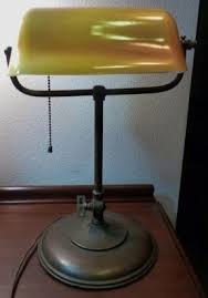 Antique Bankers Lamp Green by Fine Decoration Antique Bankers Lamp Trendy Design Vintage Green