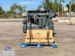 100 Used Truck Engines For Sale GOOD USED 1993 Cummins 6CT 83L Diesel Engine 250HP