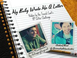 My Baby Wrote Me A Letter Chapter 1 CassondraWinchester