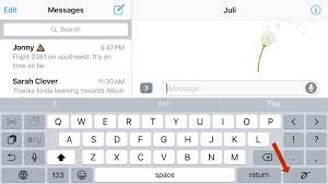 Messages in iOS 10 How to Send Handwritten Notes Mac Rumors