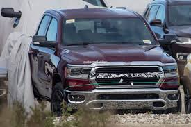 Spyshots: Undisguised 2019 Ram 1500 Boasts 5.7L HEMI V8 Badges On ... 2014 Ram 2500 Hd Crew Cab 4x4 Hemi Test Review Car And Driver 2019 1500 Everything You Need To Know About Rams New Fullsize New Crewcab Sport 4x4 57l Hemi Vvt V8 Mds Engine 8 Dodge 57 Black 2013 Ref 2743752 Truck Vinyl Decal Racing Stripes Rear Bed Both Sides The 2015 Ntea Work Truck Show Dodge Ram Powered Hash Vinyl Decal 2 Stripes Graphics Set Laramie Trucks Pinterest First Take Where Meets Hybrid Roadshow Fresh Interior Exterior Preowned 2016 Sport Leather Cam Nav Scarlet Red 2005 Daytona Magnum Slt Stock 640831 For Sale Near