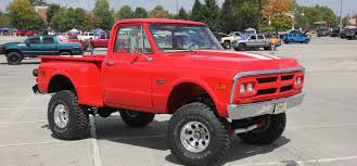 Red, White, And Ready: Jim Paxton's 1969 GMC K1500