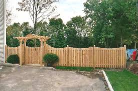 Decorative Garden Fence Home Depot by Fence Privacy Fence Menards Fencing Home Depot Plastic Garden