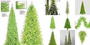 Lime Green Christmas Trees