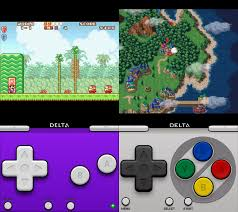 Delta emulator brings Nintendo games to your iPhone without a