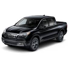 Compare The New 2017 Honda Ridgeline In Greenville, SC