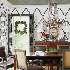 Decorate with Wreaths Inside