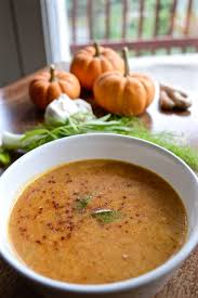 Thai Pumpkin Curry Soup Recipe by Thai Curry Pumpkin Soup