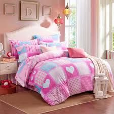 Love Pink Bedding by Peach Wall Color With Sisal Rug For Girly Bedroom Ideas With Pink