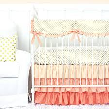 Pink Crib Bedding by Modern Crib Bedding For Girls Fitted Crib Sheet Blush Chevron