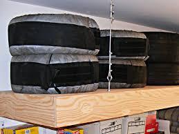 Hyloft Ceiling Storage Unit 30 Cubic Feet by Overhead Storage U0026 Platforms U2014 Nuvo Garage