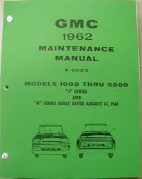 1962 GMC Truck 1000 - 5000, J & N Series Maintenance Service Shop Manual 1962 Gmc Pickup Truck Bballchico Flickr The Worlds Newest Photos Of And Gmc Hive Mind 1960 4000 Grain Item 6976 Sold June 29 Midwes Suburban Overview Cargurus Truck For Sale Classiccarscom Cc1025598 New Gmc 2018 Sierra 1500 Lightduty Pickup Big Block V6 305 Manual Youtube Here Is Something That Will Ring A Bell With You Dump Wallpapers 1024x768 Best Photos