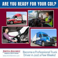 100 Truck Driving Schools In Los Angeles Smith Solomon Driver Training 1701 Lower Rd