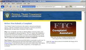 us federal trade commission bureau of consumer protection how to file a can spam complaint with the ftc 404 tech support