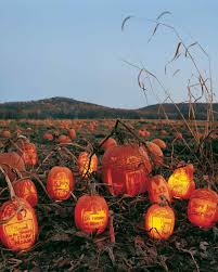 Glow In The Dark Plastic Pumpkins by Pumpkin Carving And Decorating Ideas Martha Stewart