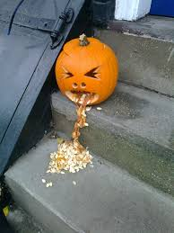 Puking Pumpkin Guacamole by The World U0027s Best Photos Of Halloween And Vomit Flickr Hive Mind